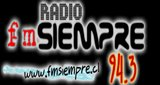 Radio FM Siempre 94.3